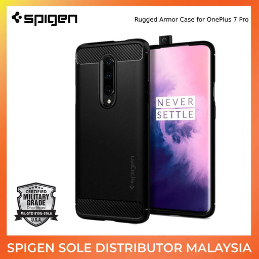 Rugged Armor Case for OnePlus 7 Pro