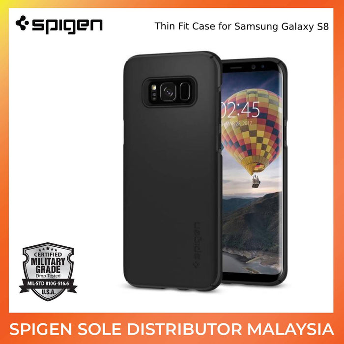 Thin Fit Case for Samsung Galaxy S8