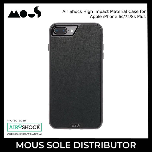Mous Air Shock High Impact Material Case for Apple iPhone 6s/7s/8s Plus