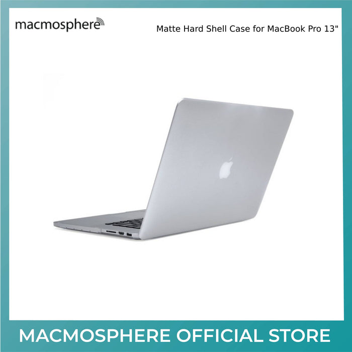 Macmosphere Matte Hard Shell Case for MacBook Pro 13""