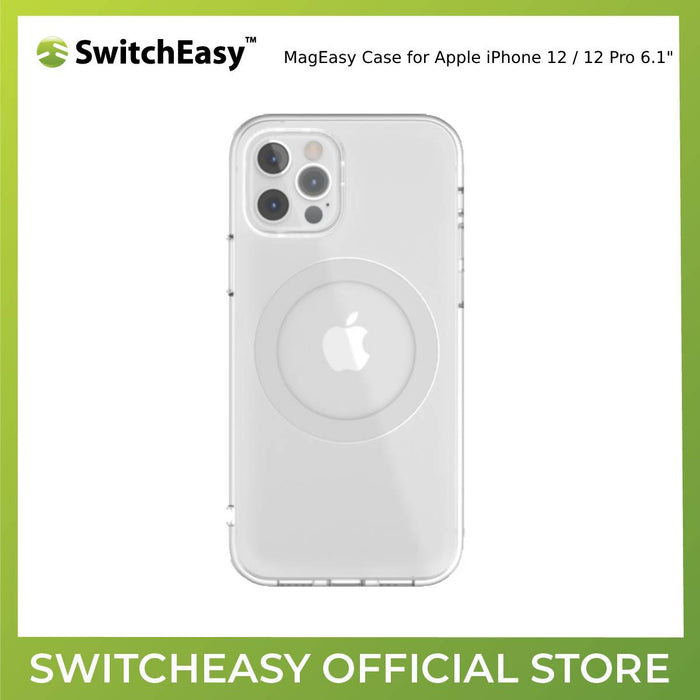 SwitchEasy MagEasy Case for Apple iPhone 12 / 12 Pro 6.1""