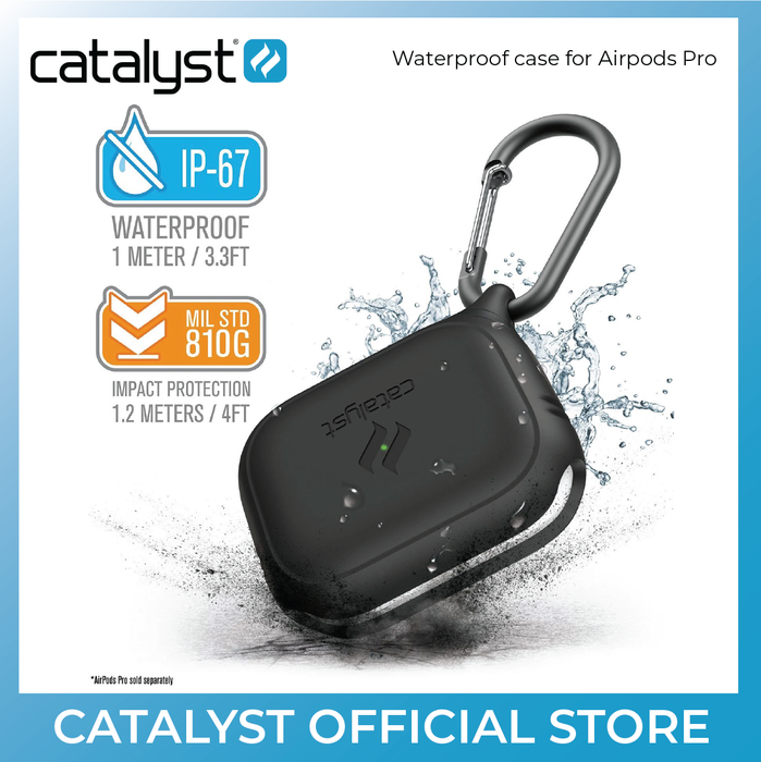 Catalyst Waterproof case for Airpods Pro - ICONS