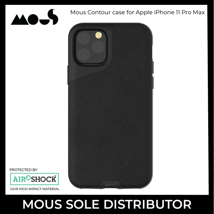 Mous Contour case for Apple iPhone 11 Pro Max - ICONS