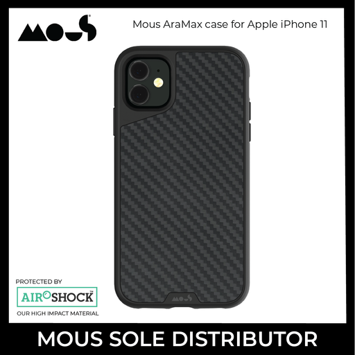 Mous AraMax case for Apple iPhone 11 - ICONS