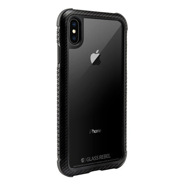 Glass Rebel Case for Apple iPhone XS Max - ICONS