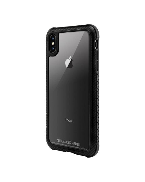 SwitchEasy Glass Rebel Case for Apple iPhone X / XS - ICONS