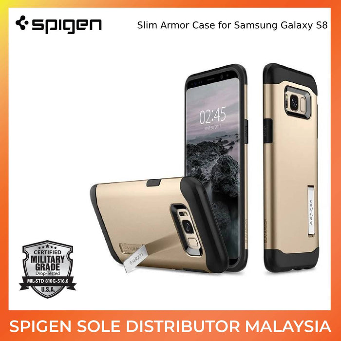 Spigen Slim Armor Case for Samsung Galaxy S8
