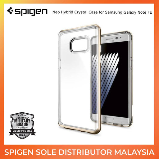 Spigen Neo Hybrid Crystal Case for Samsung Galaxy Note FE