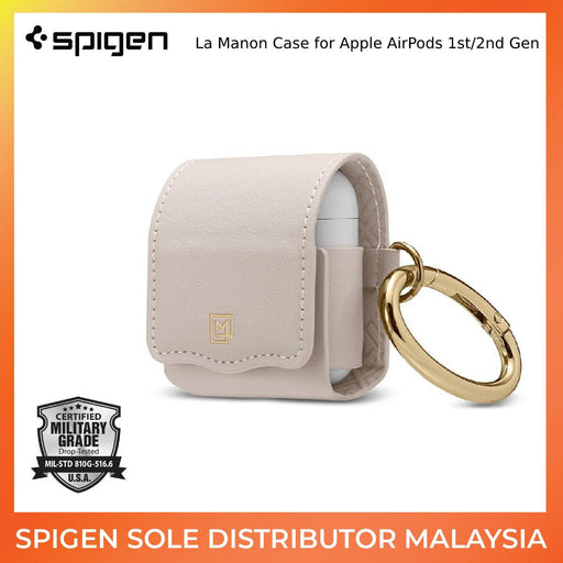 Spigen La Manon Case for Apple AirPods 1st/2nd Generation