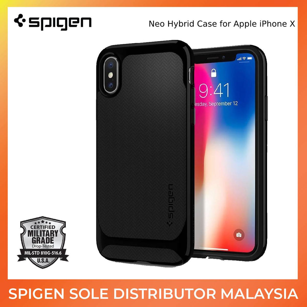 Spigen Neo Hybrid Case for Apple iPhone X