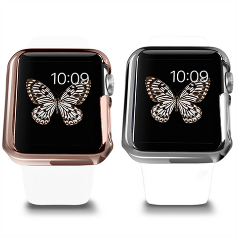 Apple Watch Case 42mm, Ozaki O!coat Wardrobe 2in1 Ultra Slim & Light Weight Case for Him & Her - ICONS