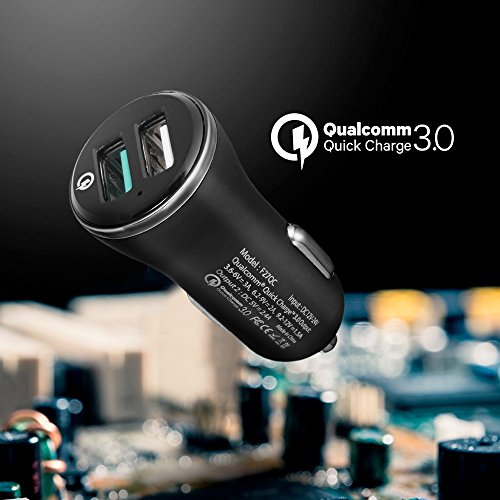 F27QC Quick Charge 3.0 Car Charger - ICONS
