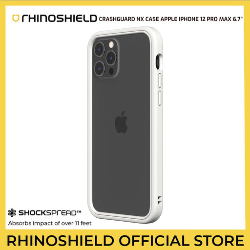 RhinoShield CrashGuard NX Case For Apple iPhone 12 Pro Max 6.7""
