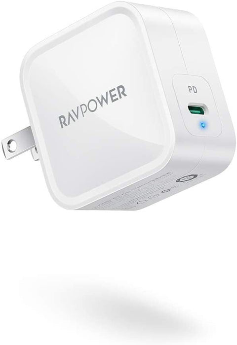 RavPower RP-PC112 USB-C Gan Wall Charger 1 Port 61W