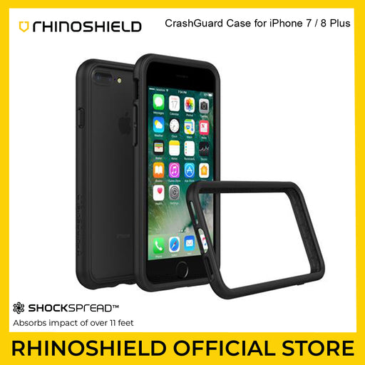 RhinoShield CrashGuard (Bumper) Case for Apple iPhone 7/8 Plus