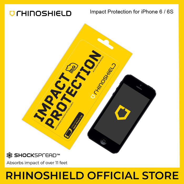 RhinoShield Impact Protection for Apple iPhone 6 / 6s