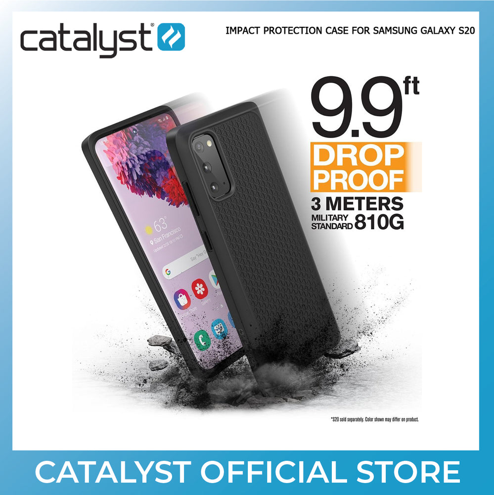 Catalyst Impact Protection for Samsung Galaxy S20