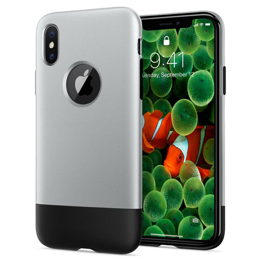 Spigen Classic One Case for Apple iPhone X - ICONS