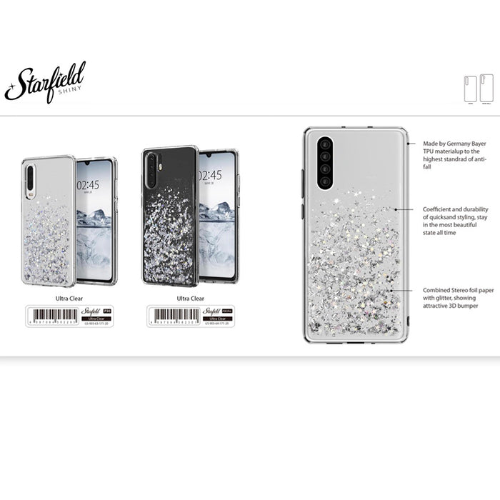 SwitchEasy Starfield Case for Huawei P30 - ICONS