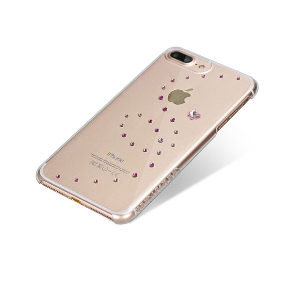 Papillon Rose Sparkles Case for Apple iPhone 7/8 Plus - ICONS
