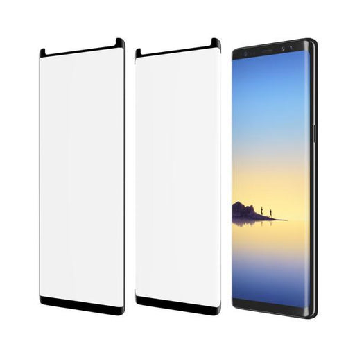 9H 3D Curved Glass Screen Protector for Galaxy Note 8 * Non Edge to Edge - ICONS