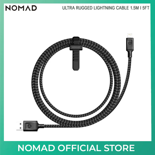 Nomad Ultra Rugged Lightning Cable 1.5m