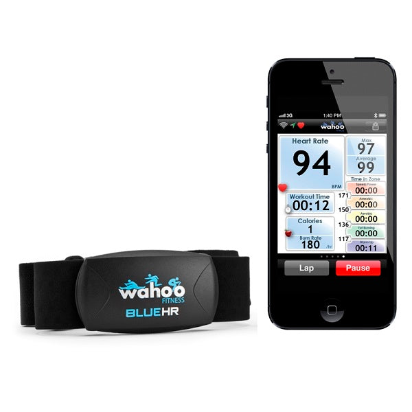 Heart Rate Monitor, Fitness Blue HR Bluetooth 4.0 - ICONS