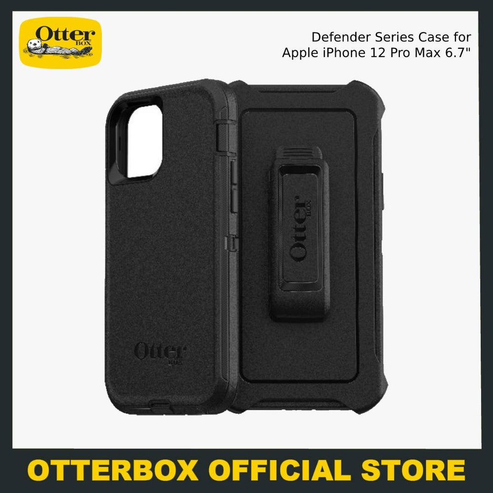 Otterbox Defender Series Case for Apple iPhone 12 Pro Max 6.7""