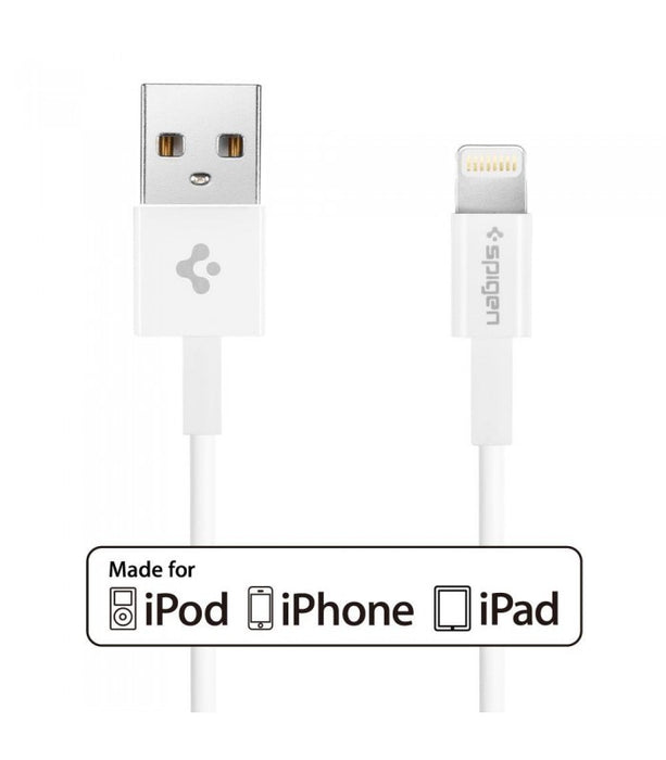 Ultra Slim Lightning Cable for Apple iPhone - 1M - ICONS
