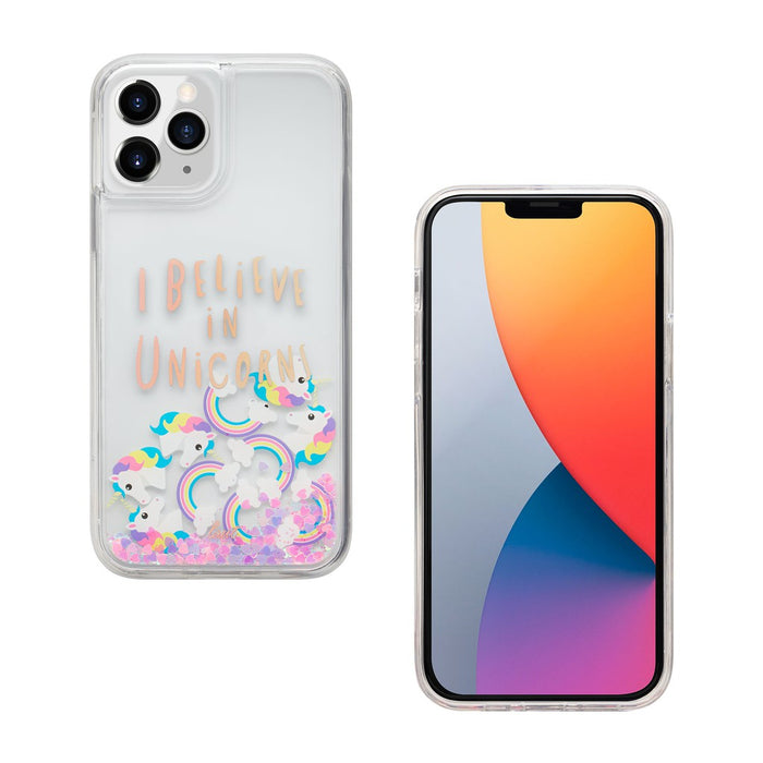 LAUT Liquid Glitter Case for Apple iPhone 12 / 12 Pro 6.1""