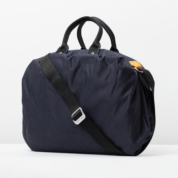 Bowler Bag ZONDA | Technical Shantung -13