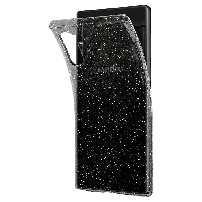 Liquid Crystal Glitter Case for Samsung Galaxy Note 10 - ICONS