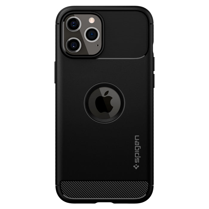 Spigen Rugged Armor Case for Apple iPhone 12 / 12 Pro 6.1""