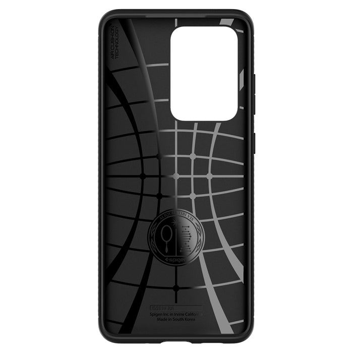 "Spigen Rugged Armor Case for Samsung Galaxy S20 Ultra 6.9"" - ICONS"