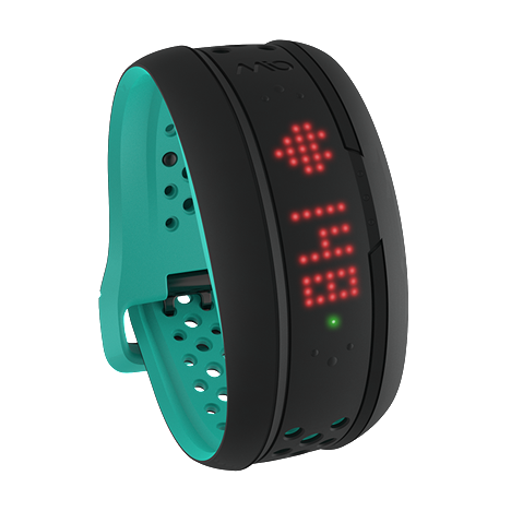 FUSE Heart Rate Sport Watch + Activity Tracker,