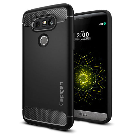 Rugged Armor Case for LG G5 - ICONS
