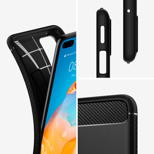 Spigen Rugged Armor Case for Huawei P40