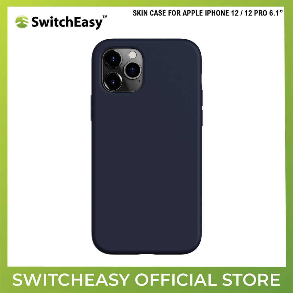 SwitchEasy Skin Case For Apple iPhone 12 / 12 Pro 6.1""