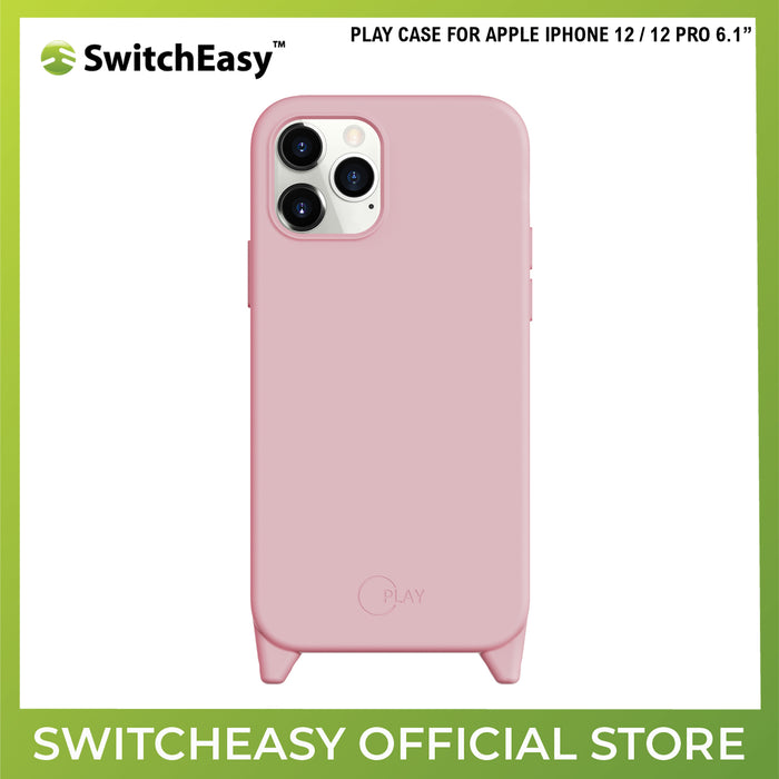 SwitchEasy Play Case For Apple iPhone 12 / 12 Pro 6.1""