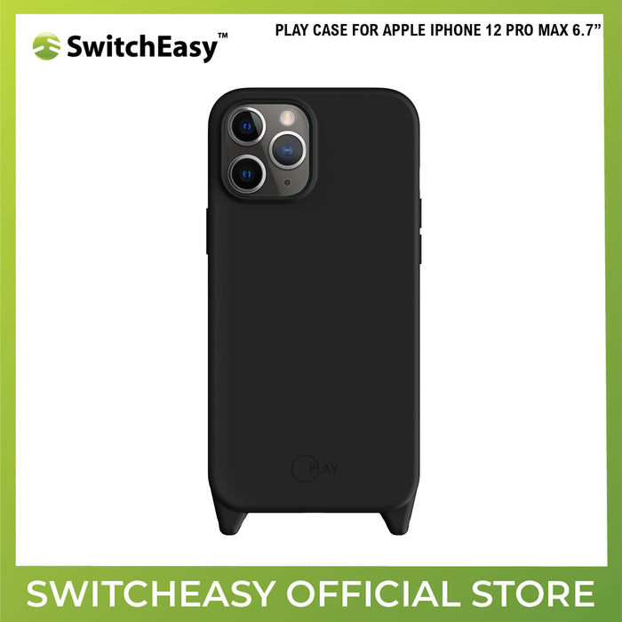SwitchEasy Play Case For Apple iPhone 12 Pro Max 6.7""