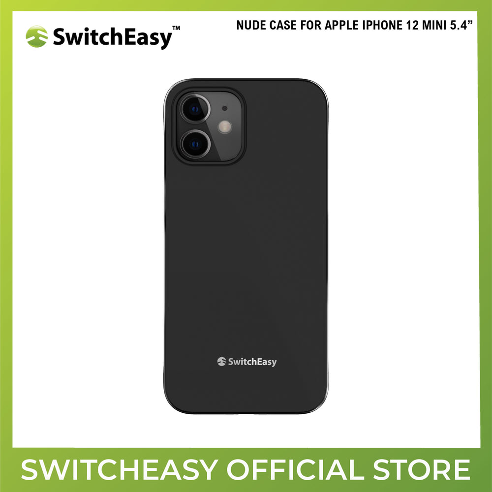 SwitchEasy Nude Case for Apple iPhone 12 Mini 5.4""