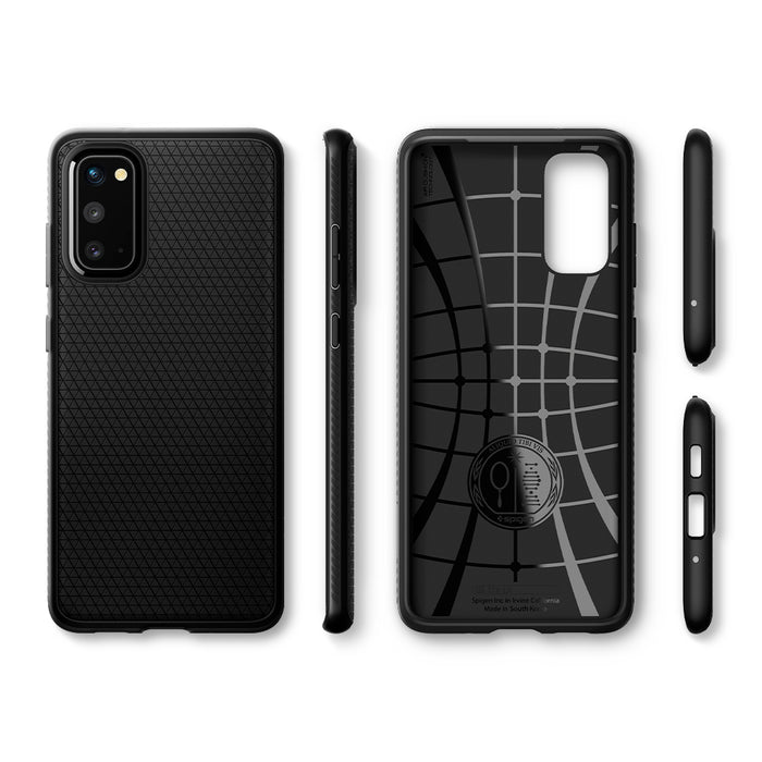 "Spigen Liquid Air Case for Samsung Galaxy S20 6.2"" - ICONS"