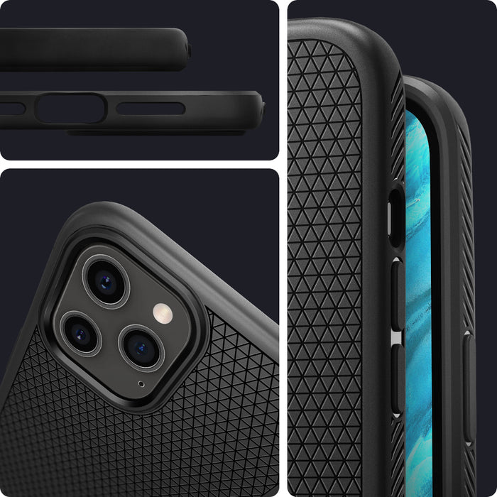 Spigen Liquid Air Case for Apple iPhone 12 Pro Max 6.7""
