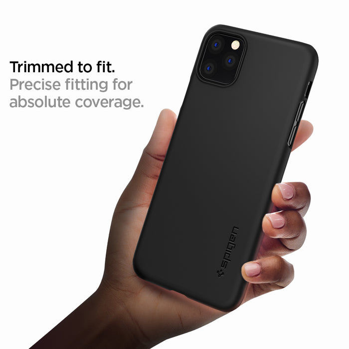 Spigen Thin Fit case for Apple iPhone 11 Pro Max - ICONS