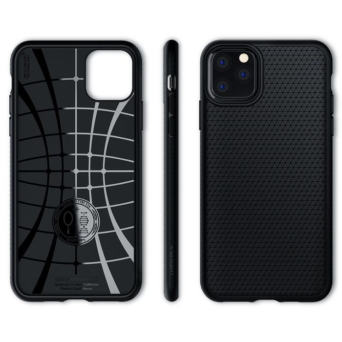 Spigen Liquid Air case for Apple iPhone 11 Pro Max - ICONS