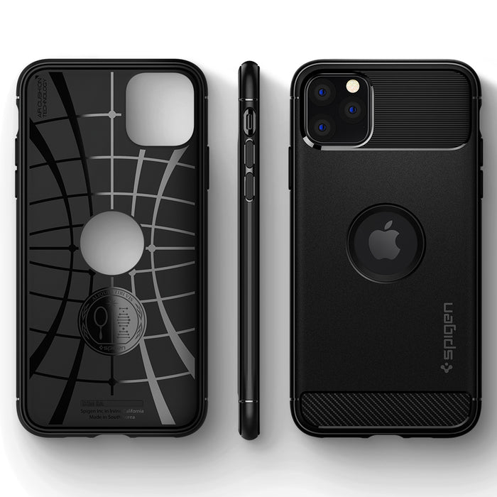 Spigen Rugged Armor Case for Apple iPhone 11 Pro - ICONS