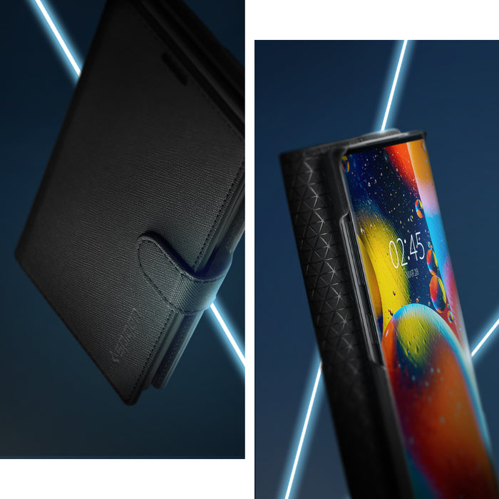 Wallet S Case for Samsung Galaxy Note 10 - ICONS