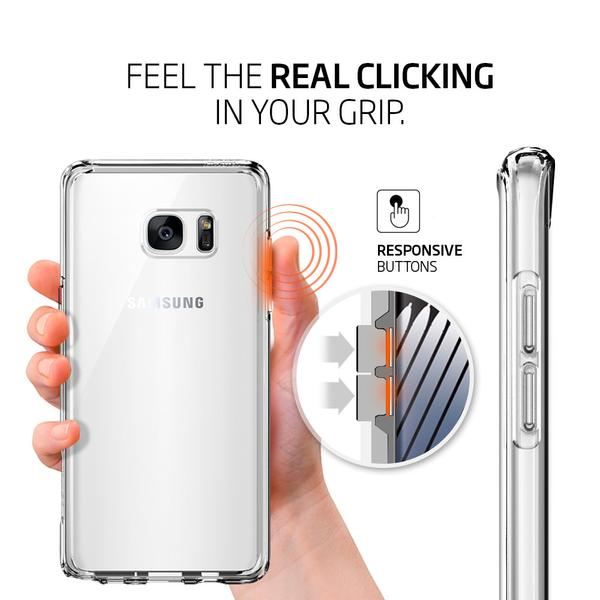 Ultra Hybrid Case for Samsung Galaxy Note FE - ICONS