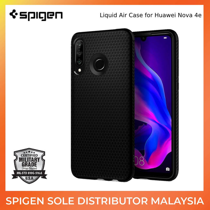 Liquid Air Case for Huawei Nova 4e