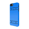 Hybrid Snap Case + Attachable Handstrap for iPhone 5/5S - ICONS